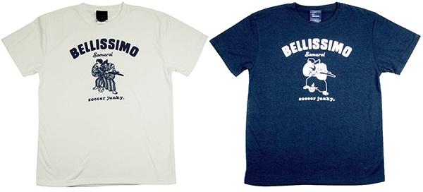 サッカージャンキーJERRYのTシャツ