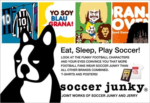 soccer junky Collabo