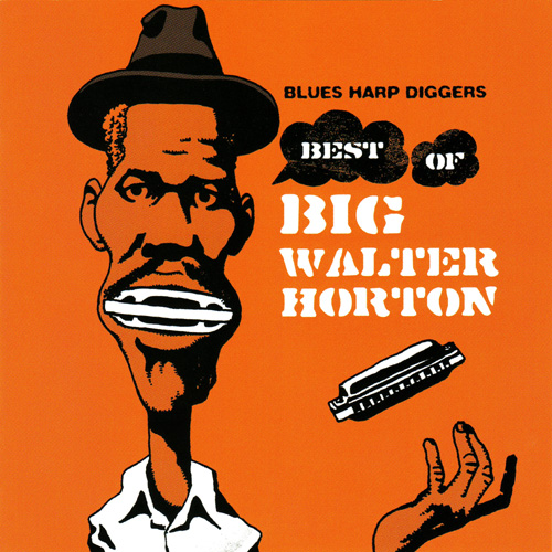 Best of Big Walter Horton Blues harp Diggers