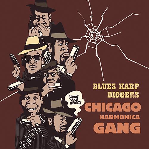 Chicago Harmonica Gang Blues harp Diggers