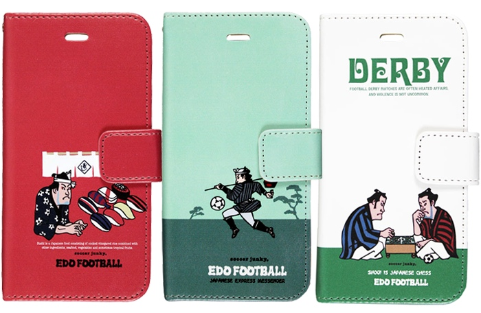 EDO FOOTBALL iPHONE CASE