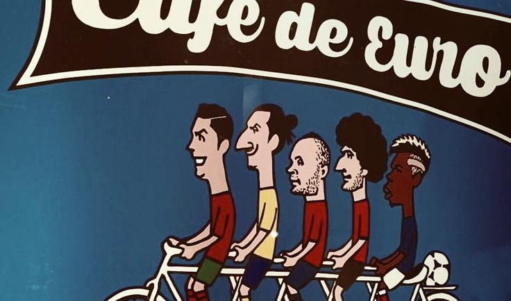 CAFE DE EURO
