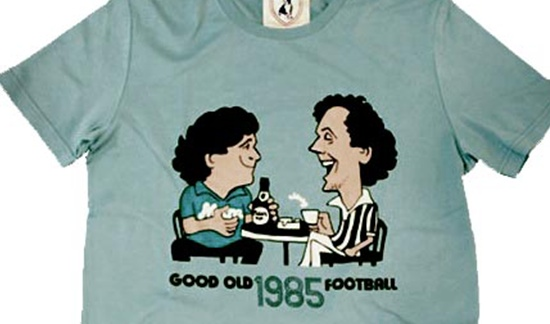 GOOD OLD FOOTBALL 1985