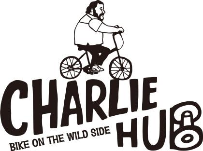 自転車ロゴ