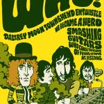 THE WHO Roger Daltrey, Keith Moon, Pete Townshend, John Entwistle