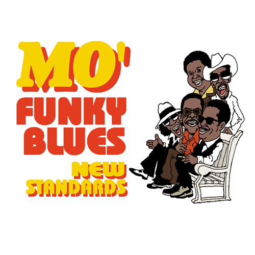 Mo' Funky Blues New Standards