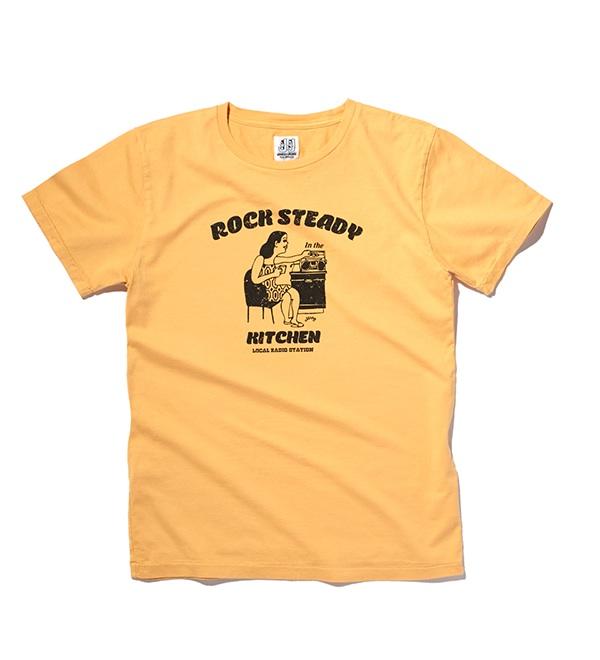 ロックステディTシャツ