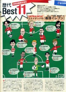 Manchester United Best11