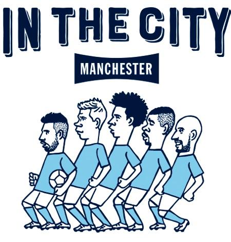 pep manchester city/アグエロ、デブライネ、レロイ・サネ、ガブリエル・ジェズス、ダビド・シルバ