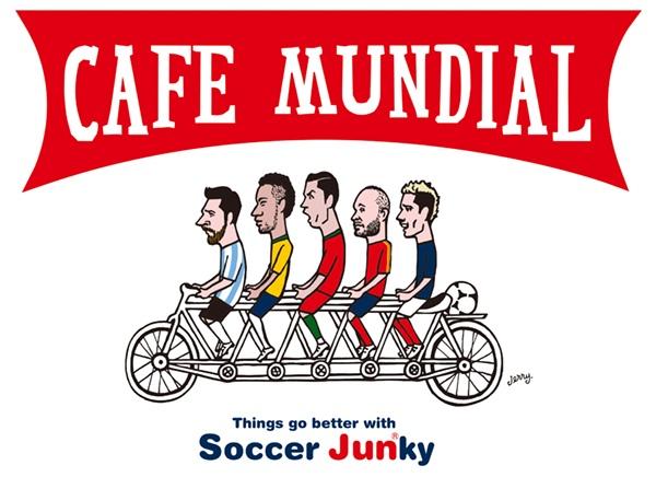 JUNRED soccer junky