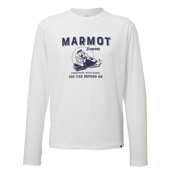 マーモットTシャツLadies