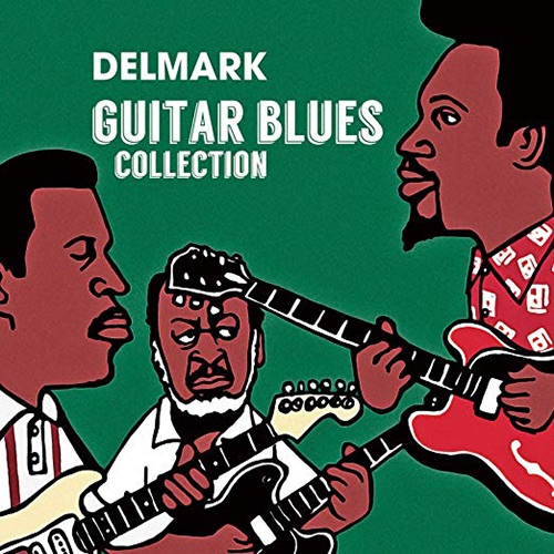 Guitar Blues Collection / DELMARK