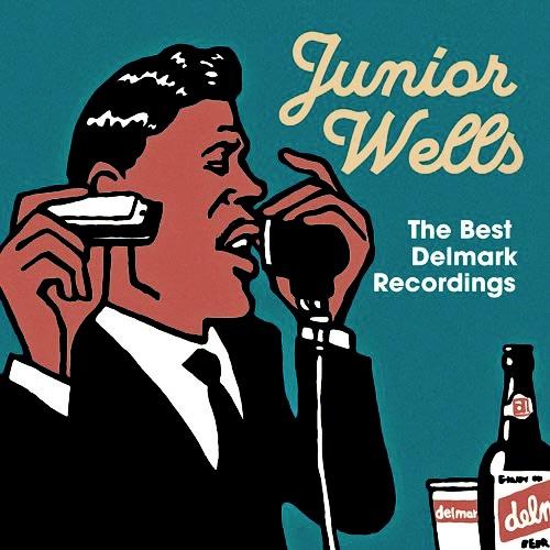 JUNIOR WELLS / The Best Delmark Recordings