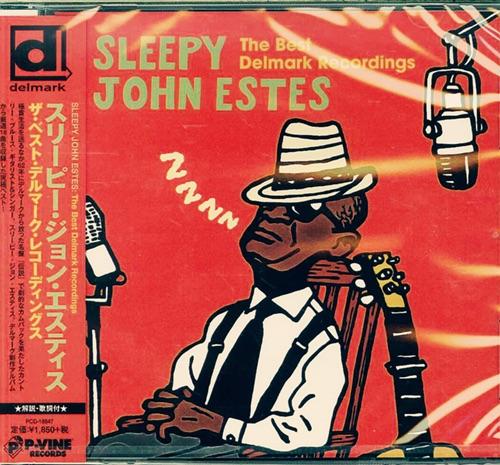 Sleepy John Estes / The Best Delmark Recordings