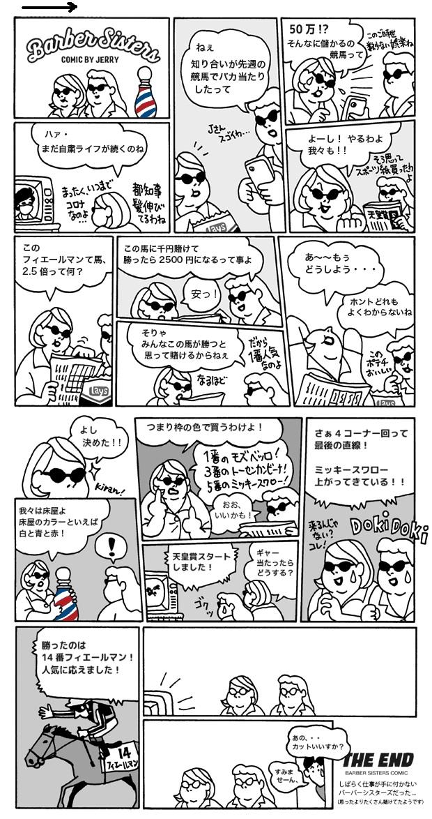 競馬コミック