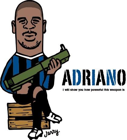 アドリアーノ