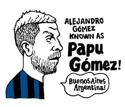 アレハンドロ・ゴメス/アルゼンチン